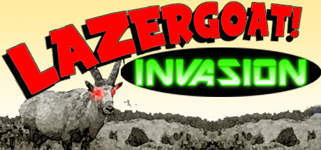Lazergoat: Invasion