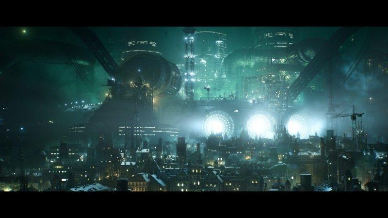 最终幻想7 重制版截图第1张