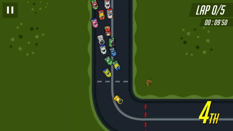 Super GTR Racing截图第4张