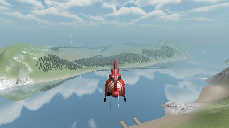 直升机模拟3D截图第1张