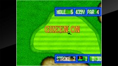 ACA NEOGEO TOP PLAYER'S GOLF截图