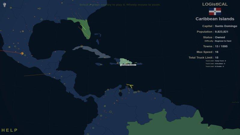 LOGistICAL: Caribbean截图第6张