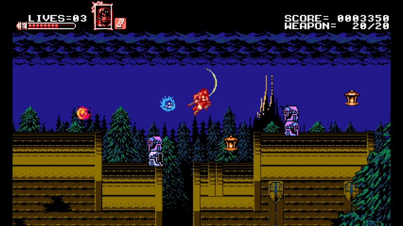 血污:月之诅咒截图第6张