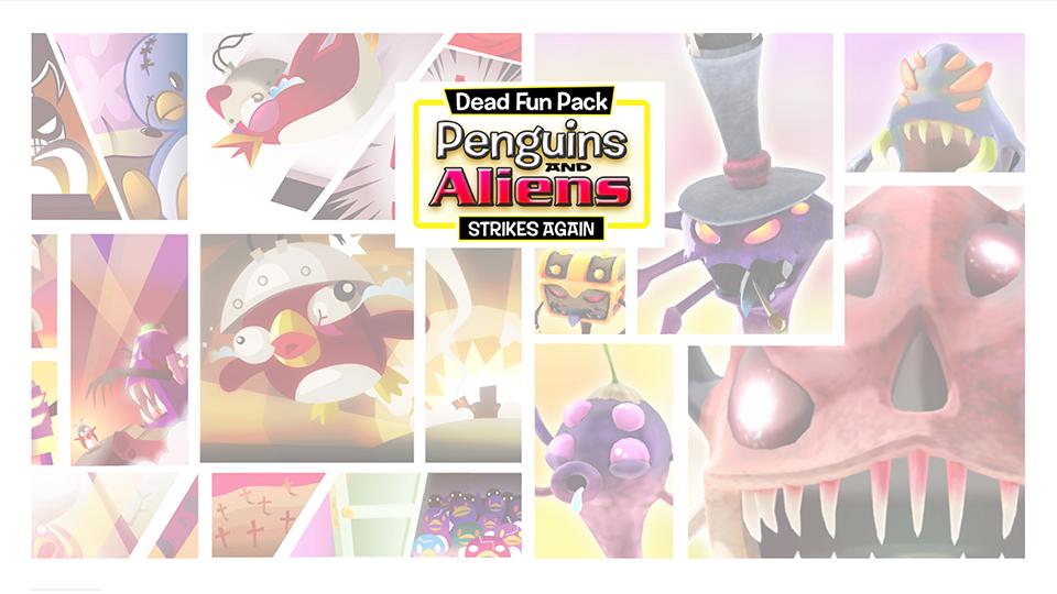 Dead Fun Pack: Penguins and Aliens Strike Again
