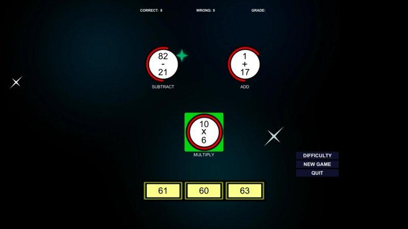 Math Speed Challenge截图第5张