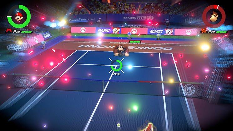 马里奥网球ACE截图第4张