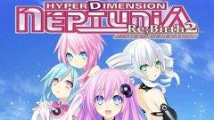 超次次元游戏:海王星重生2 姐妹时代
