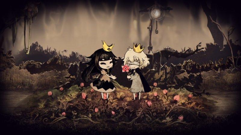 谎言公主与盲目王子截图第2张