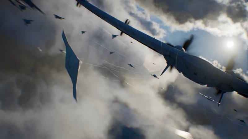 皇牌空战7:未知空域截图第4张