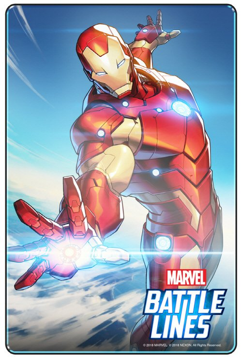 Marvel Battle Lines截图第1张