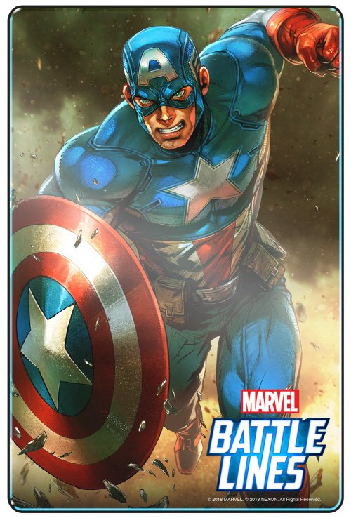 Marvel Battle Lines截图第3张
