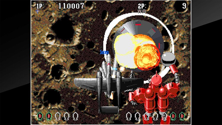 ACA NeoGeo Aero Fighters 3截图第6张