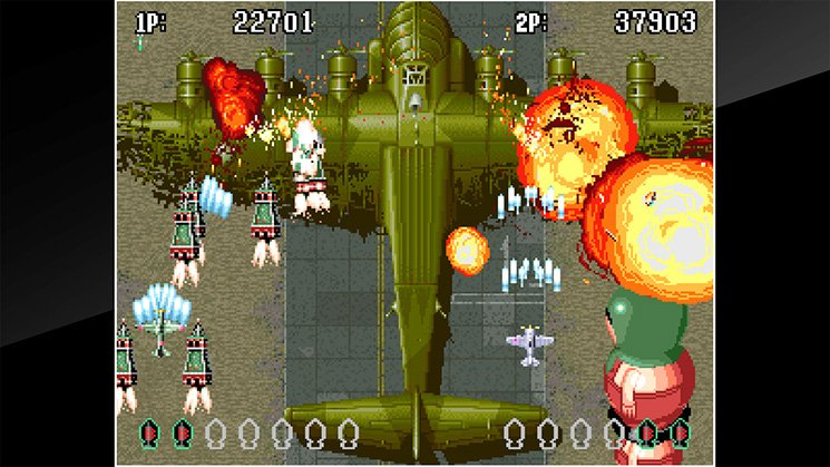 ACA NeoGeo Aero Fighters 3截图第3张
