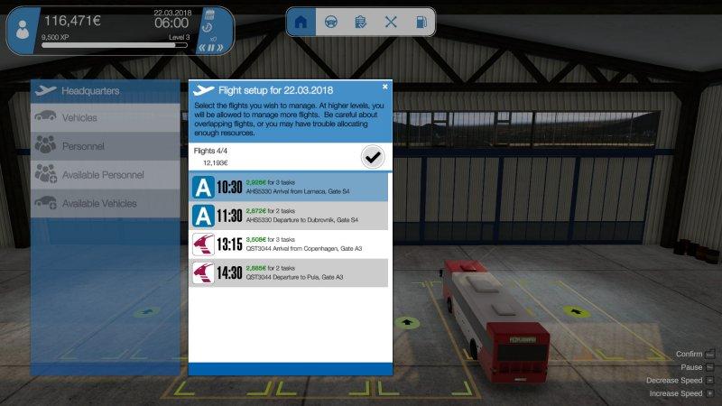 机场模拟截图第2张