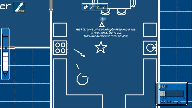 Vector's Adventures截图第2张