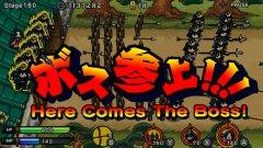 武士防御战:忍者战争截图