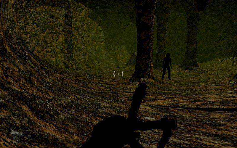 吓人的迷宫游戏截图第5张