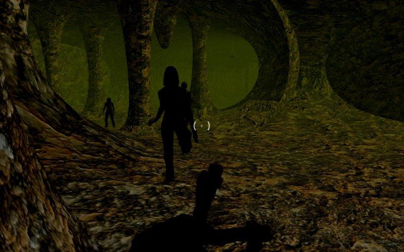 吓人的迷宫游戏截图第4张