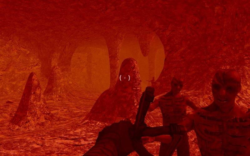 吓人的迷宫游戏截图第2张