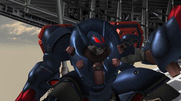 钢铁之狼 混沌XD截图第4张