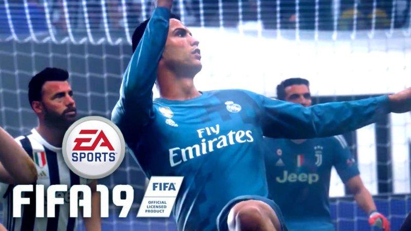 FIFA 19截图第1张