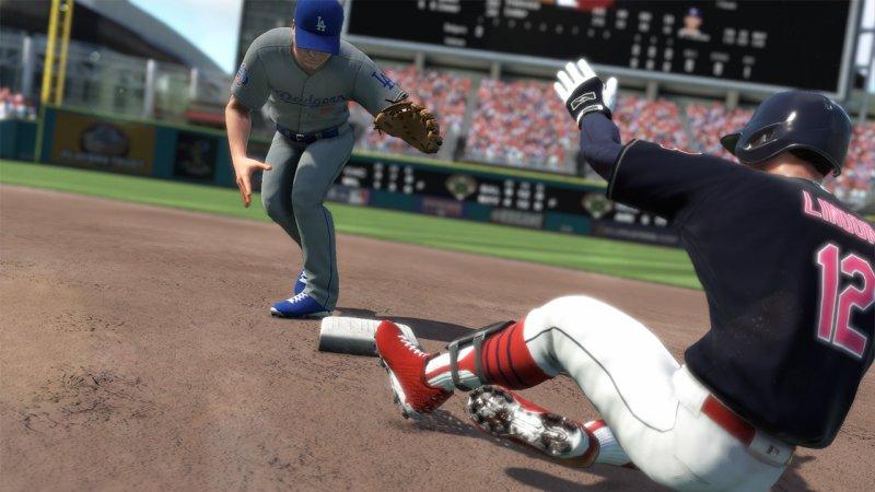 RBI棒球18截图第2张