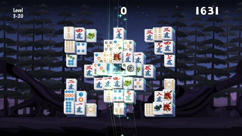 Mahjong Deluxe 3截图第2张