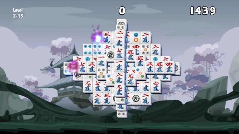 Mahjong Deluxe 3截图第1张