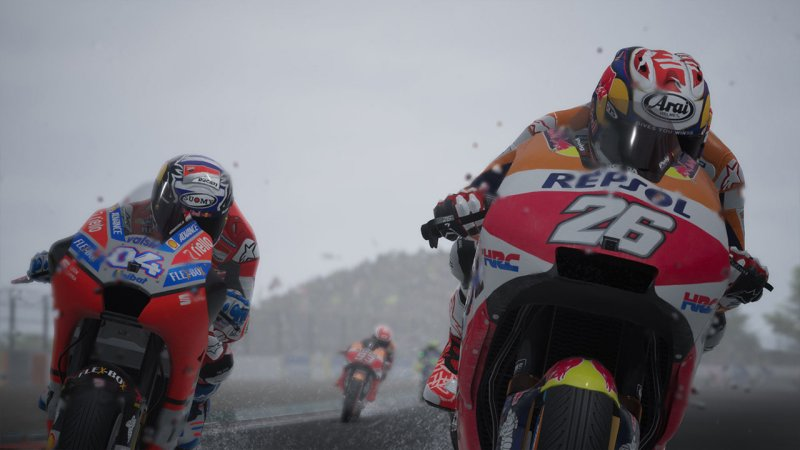 MotoGP18截图第1张