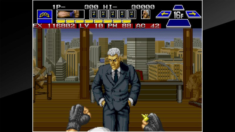 ACA NEOGEO THE SUPER SPY截图第1张