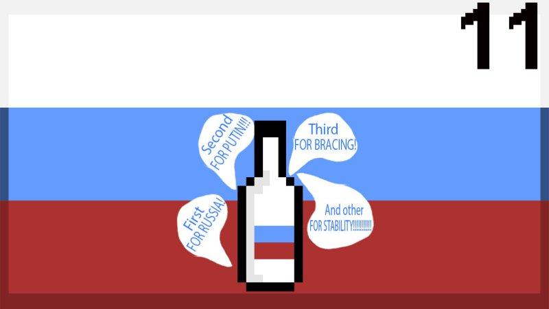 Vatnik Simulator - A Russian Patriot Game截图第2张