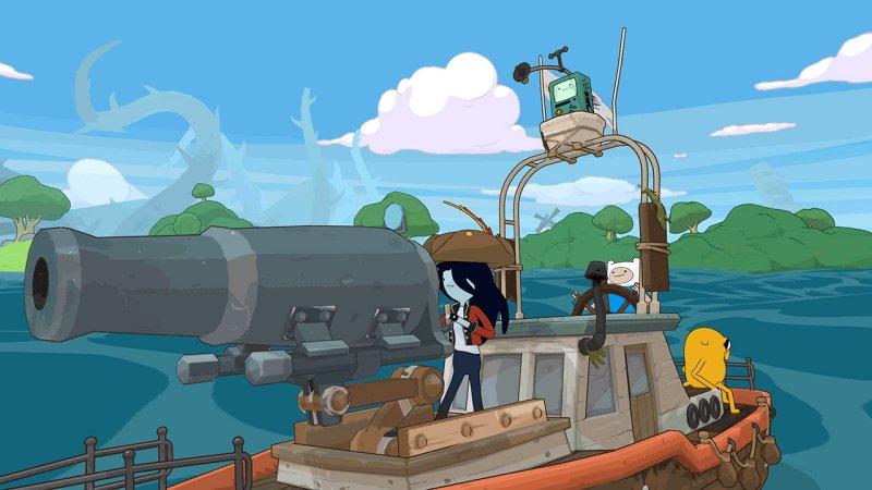 探险活宝:英雄百科的海盗截图第4张