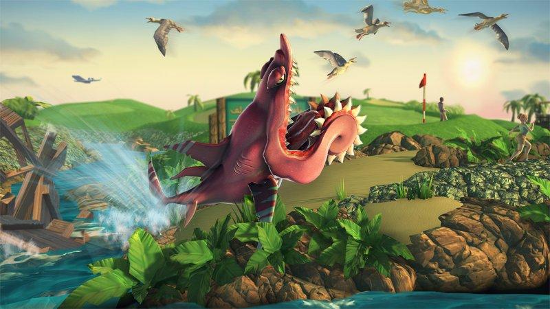 饥饿鲨:世界截图第7张
