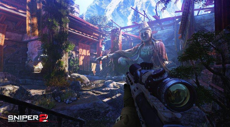 狙击手:幽灵战士2截图第4张