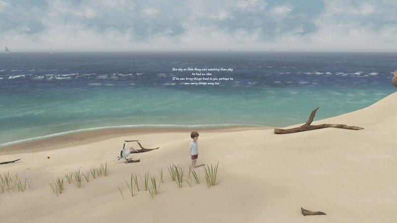 男孩与鹈鹕截图第4张