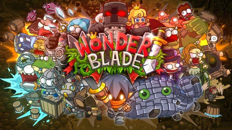 Wonder Blade截图第1张