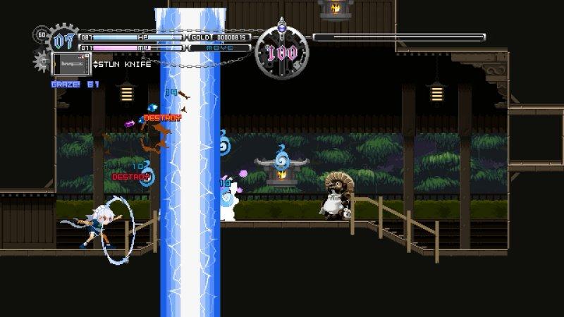 Touhou Luna Nights截图第3张