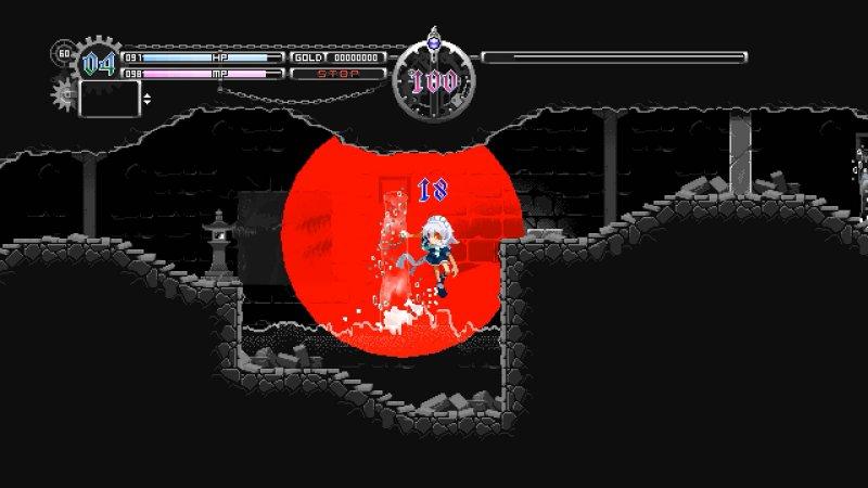 Touhou Luna Nights截图第2张