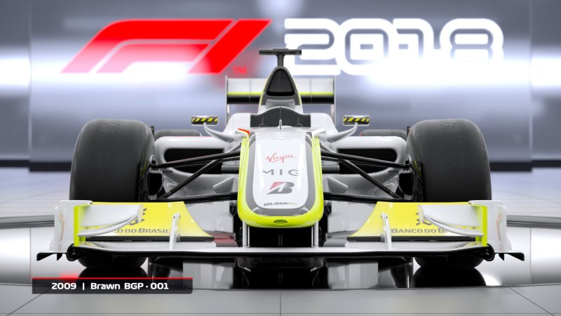 F1 2018截图第4张