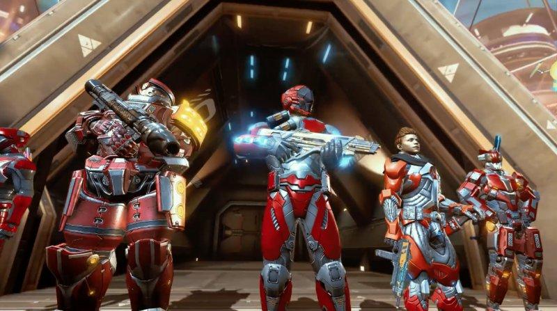 暗影之枪:战争游戏截图第4张
