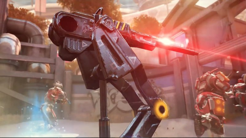 暗影之枪:战争游戏截图第2张