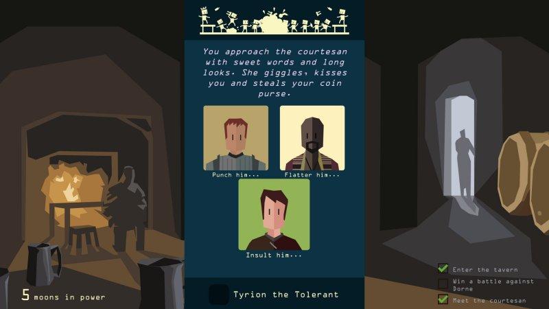 王权:权力的游戏截图第8张