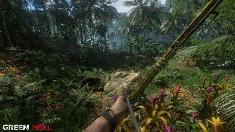 丛林地狱截图第2张