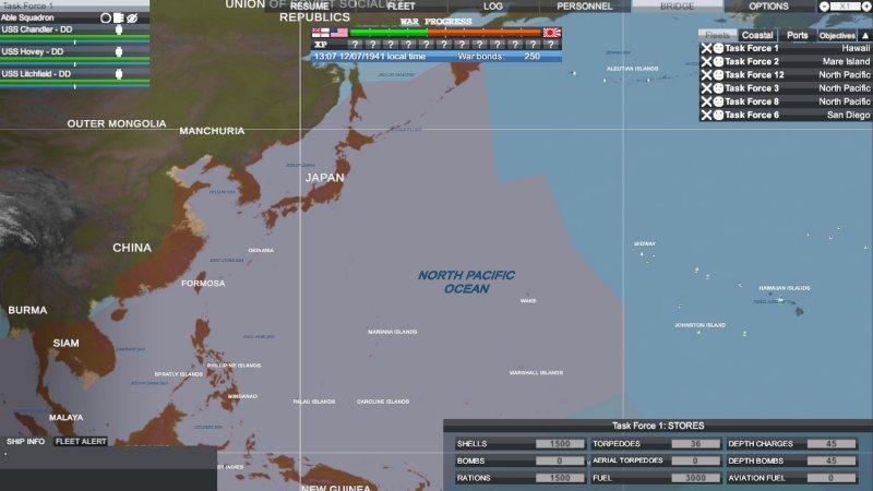 太平洋雄风截图第9张