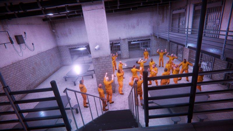 监狱模拟器截图第3张