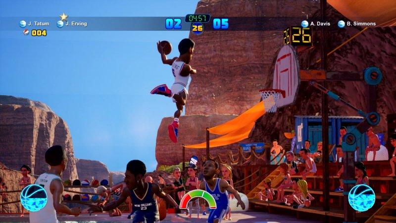 NBA 2K 欢乐竞技场2截图第1张