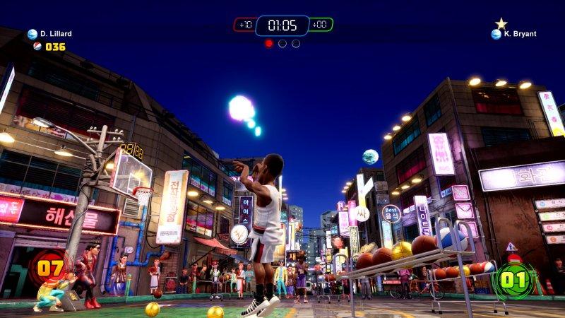 NBA 2K 欢乐竞技场2截图第5张