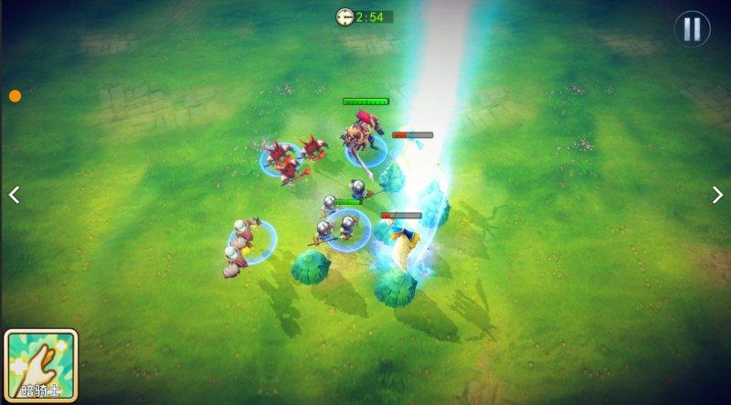 骑士的魔法战争截图第3张