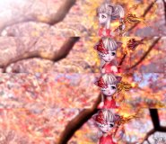 【返图】无名·桜亦夭夭 灼灼其华