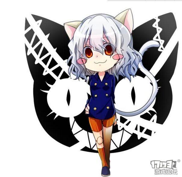放荡者茶会の猫女向岛2致敬!
